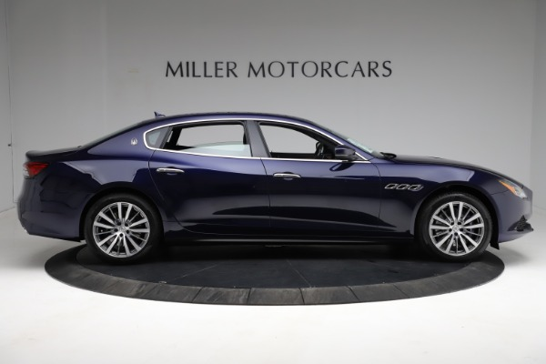 New 2021 Maserati Quattroporte S Q4 for sale Call for price at Pagani of Greenwich in Greenwich CT 06830 9