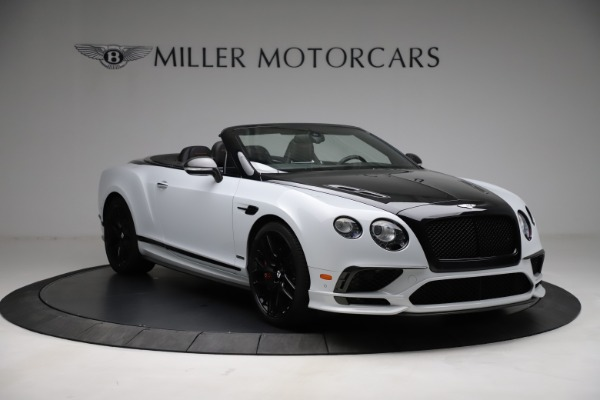 Used 2018 Bentley Continental GT Supersports for sale $209,900 at Pagani of Greenwich in Greenwich CT 06830 11