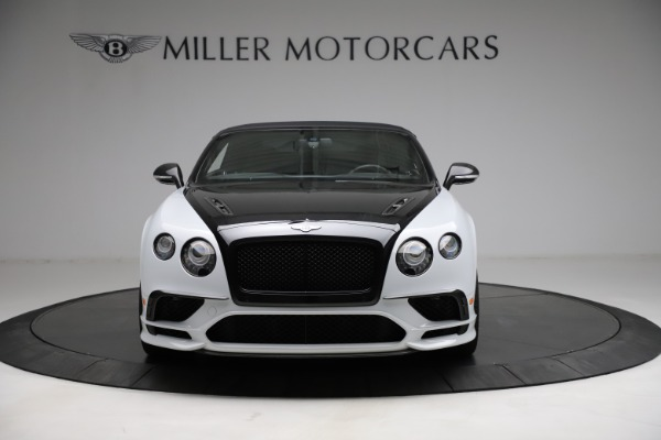 Used 2018 Bentley Continental GT Supersports for sale $209,900 at Pagani of Greenwich in Greenwich CT 06830 12
