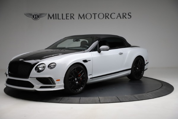 Used 2018 Bentley Continental GT Supersports for sale $209,900 at Pagani of Greenwich in Greenwich CT 06830 13