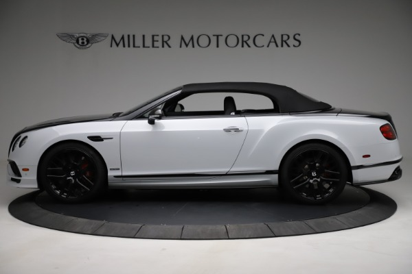 Used 2018 Bentley Continental GT Supersports for sale $209,900 at Pagani of Greenwich in Greenwich CT 06830 14