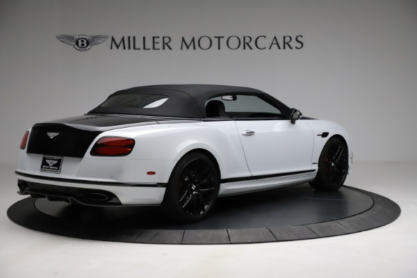 Used 2018 Bentley Continental GT Supersports for sale $209,900 at Pagani of Greenwich in Greenwich CT 06830 16