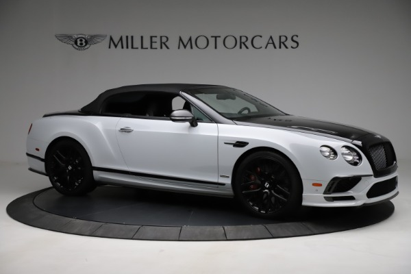 Used 2018 Bentley Continental GT Supersports for sale $209,900 at Pagani of Greenwich in Greenwich CT 06830 17