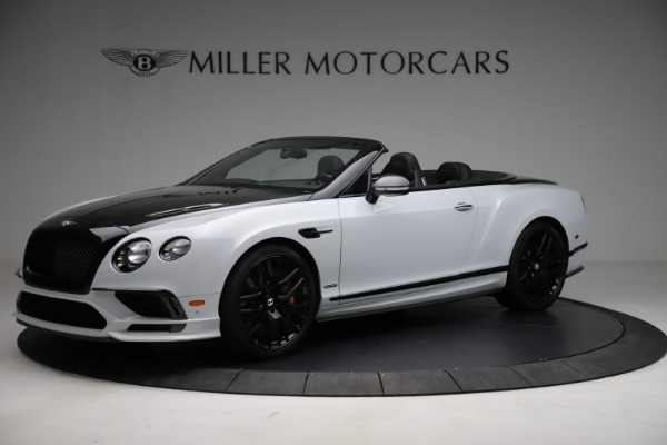 Used 2018 Bentley Continental GT Supersports for sale $209,900 at Pagani of Greenwich in Greenwich CT 06830 2