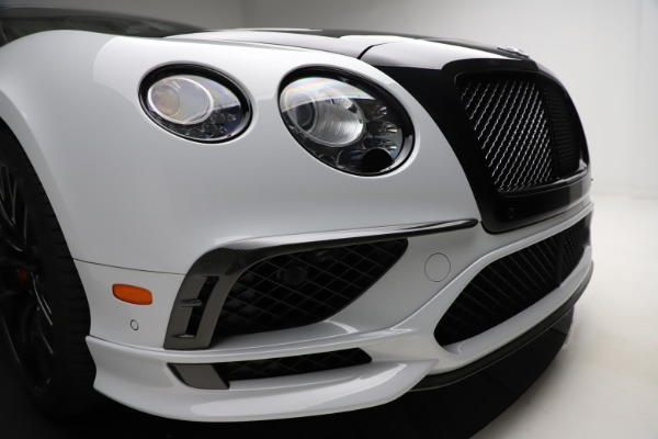 Used 2018 Bentley Continental GT Supersports for sale $209,900 at Pagani of Greenwich in Greenwich CT 06830 21