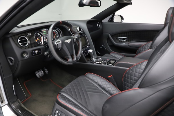 Used 2018 Bentley Continental GT Supersports for sale $209,900 at Pagani of Greenwich in Greenwich CT 06830 24
