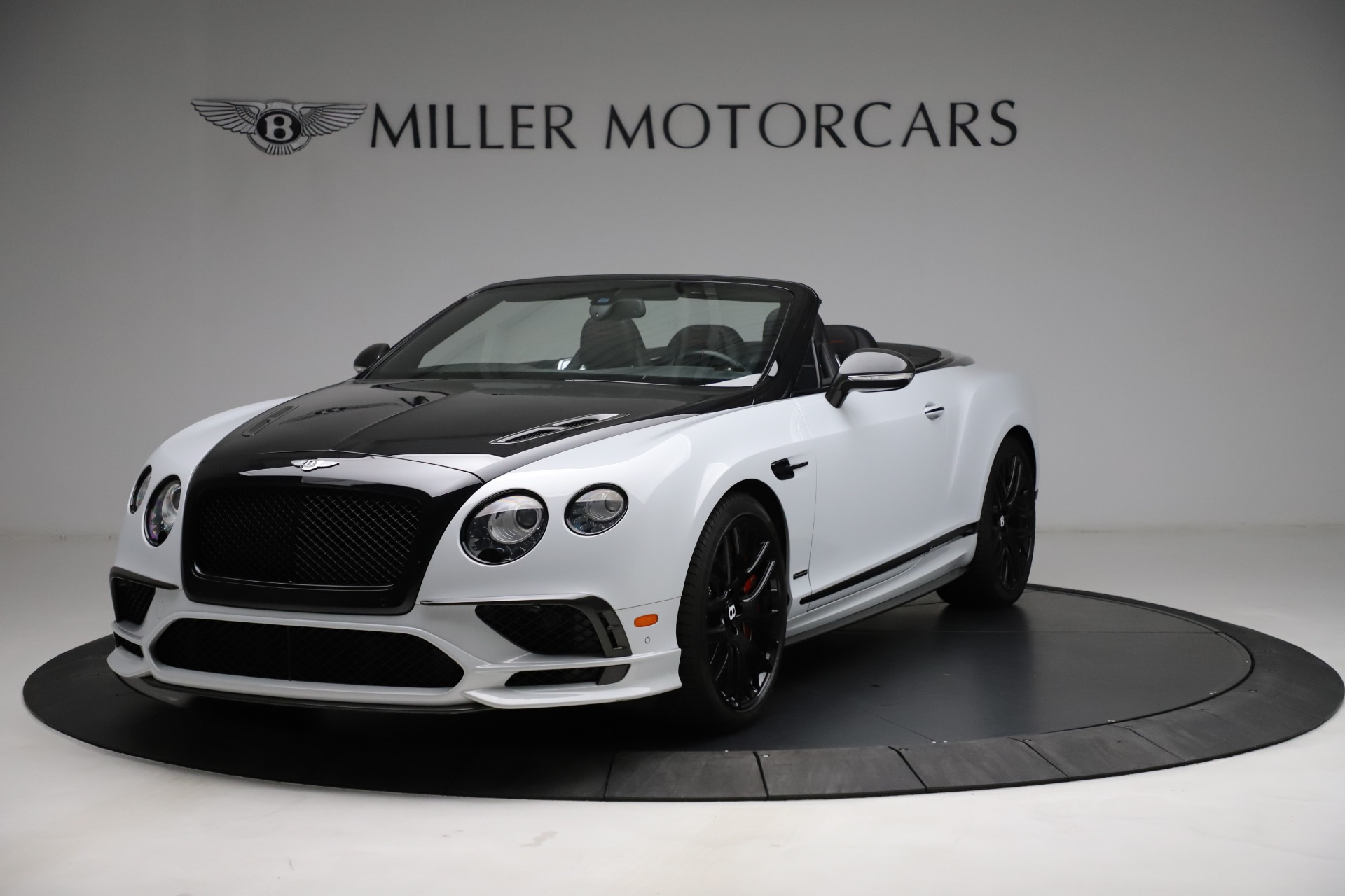 Used 2018 Bentley Continental GT Supersports for sale $209,900 at Pagani of Greenwich in Greenwich CT 06830 1