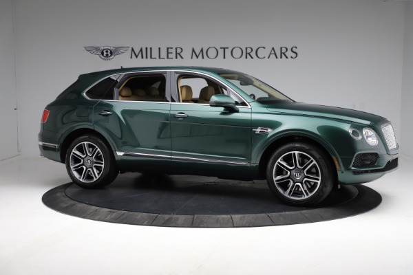 Used 2018 Bentley Bentayga W12 Signature for sale $159,900 at Pagani of Greenwich in Greenwich CT 06830 10