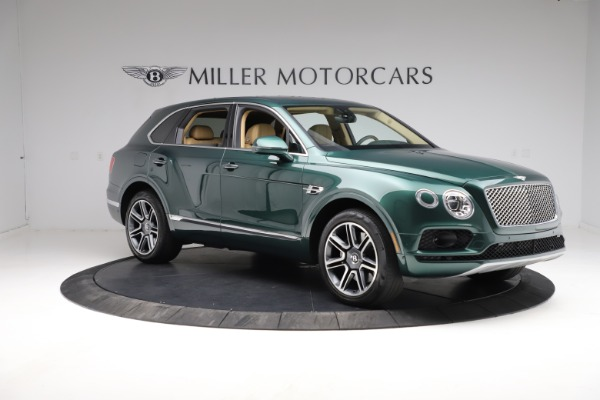 Used 2018 Bentley Bentayga W12 Signature for sale $159,900 at Pagani of Greenwich in Greenwich CT 06830 11