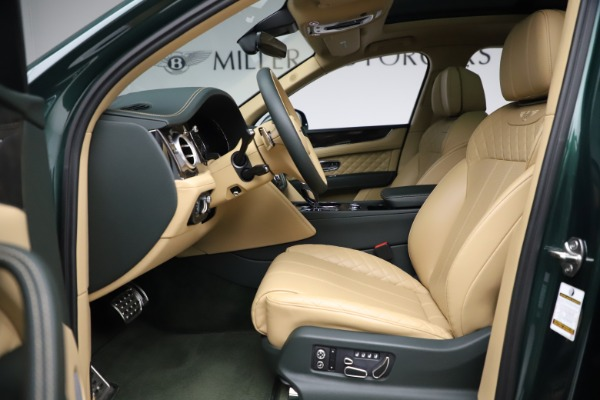 Used 2018 Bentley Bentayga W12 Signature for sale $159,900 at Pagani of Greenwich in Greenwich CT 06830 17