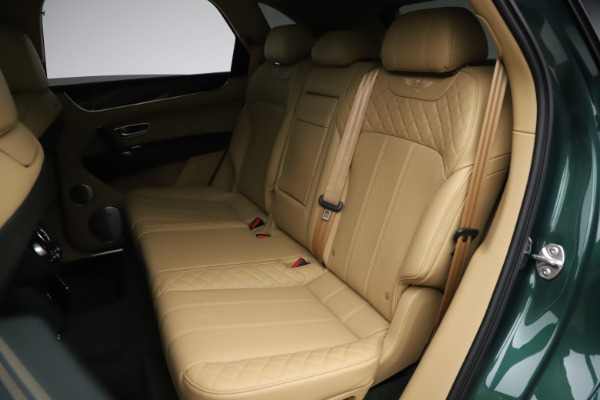Used 2018 Bentley Bentayga W12 Signature for sale $159,900 at Pagani of Greenwich in Greenwich CT 06830 22