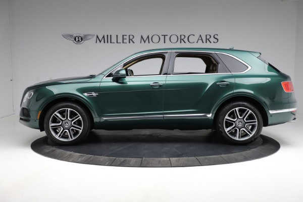 Used 2018 Bentley Bentayga W12 Signature for sale $159,900 at Pagani of Greenwich in Greenwich CT 06830 3