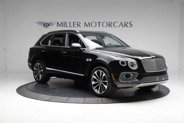 Used 2018 Bentley Bentayga W12 Signature for sale $153,900 at Pagani of Greenwich in Greenwich CT 06830 12