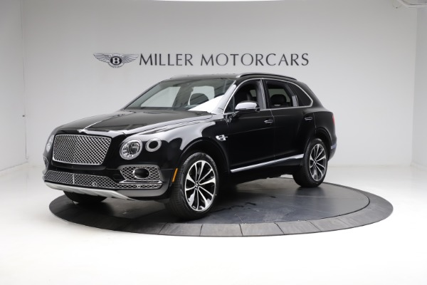 Used 2018 Bentley Bentayga W12 Signature for sale $153,900 at Pagani of Greenwich in Greenwich CT 06830 2