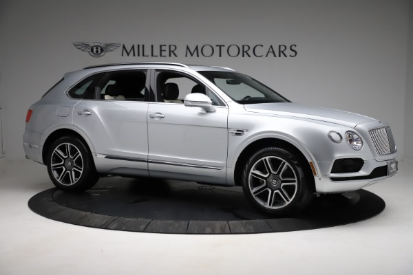 Used 2018 Bentley Bentayga Activity Edition for sale Call for price at Pagani of Greenwich in Greenwich CT 06830 10