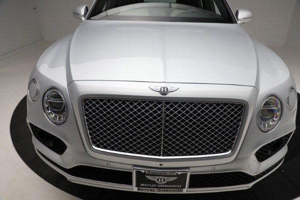 Used 2018 Bentley Bentayga Activity Edition for sale Call for price at Pagani of Greenwich in Greenwich CT 06830 13