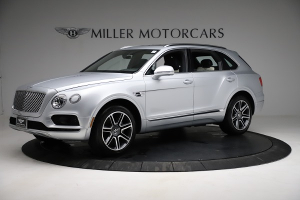 Used 2018 Bentley Bentayga Activity Edition for sale Call for price at Pagani of Greenwich in Greenwich CT 06830 2