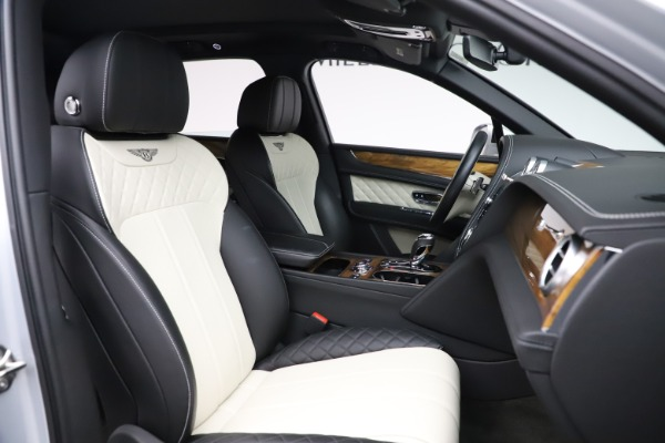 Used 2018 Bentley Bentayga Activity Edition for sale Call for price at Pagani of Greenwich in Greenwich CT 06830 28