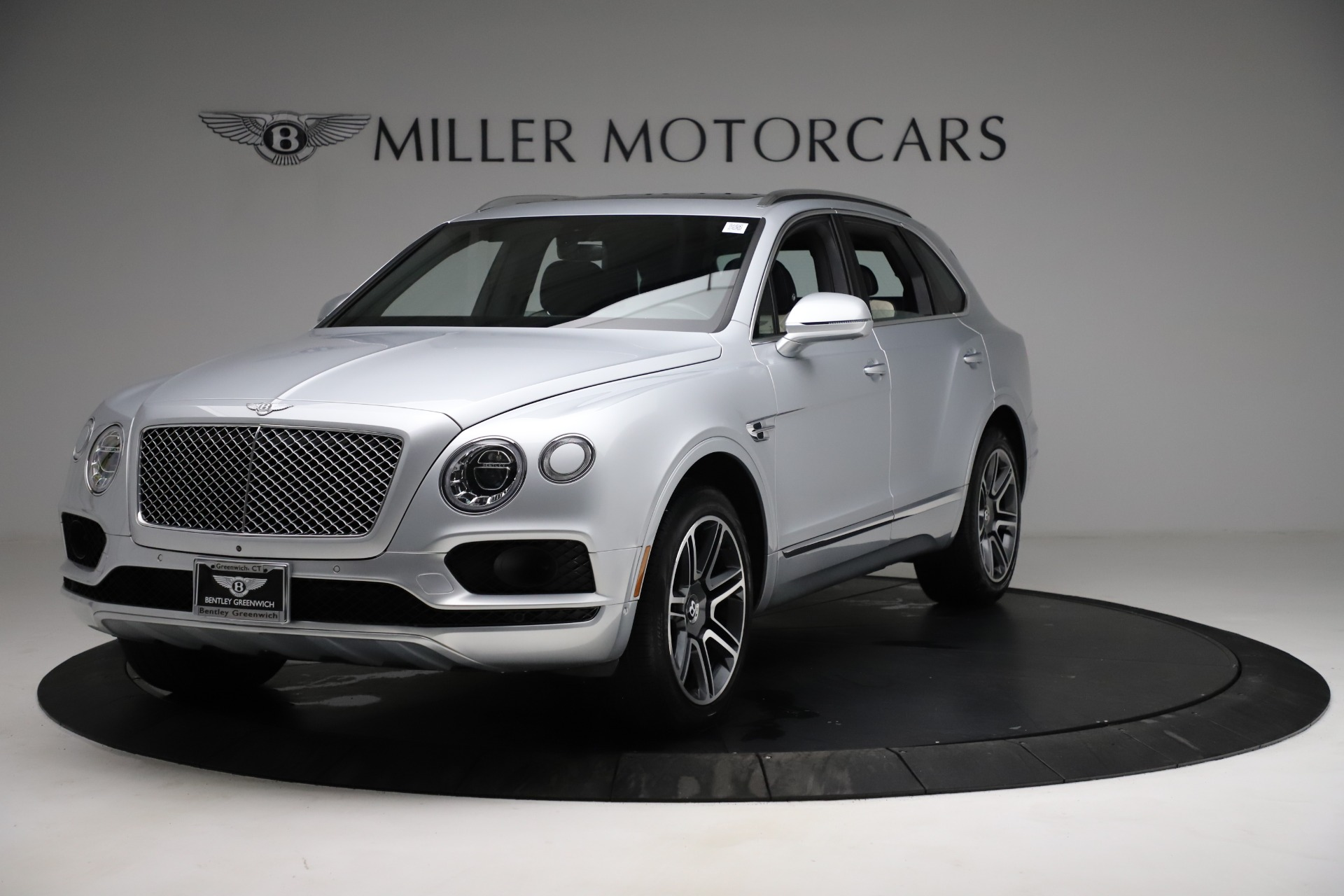 Used 2018 Bentley Bentayga Activity Edition for sale Call for price at Pagani of Greenwich in Greenwich CT 06830 1
