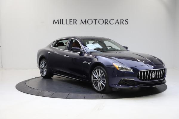 New 2021 Maserati Quattroporte S Q4 GranLusso for sale $123,549 at Pagani of Greenwich in Greenwich CT 06830 10
