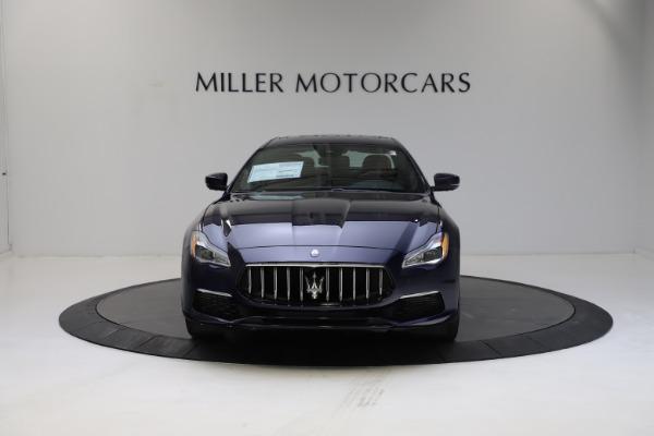 New 2021 Maserati Quattroporte S Q4 GranLusso for sale $123,549 at Pagani of Greenwich in Greenwich CT 06830 11