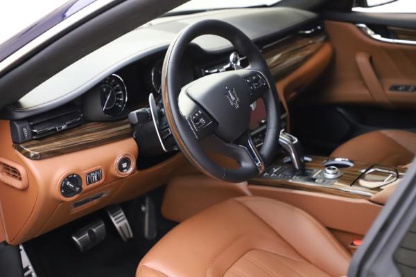 New 2021 Maserati Quattroporte S Q4 GranLusso for sale $123,549 at Pagani of Greenwich in Greenwich CT 06830 12
