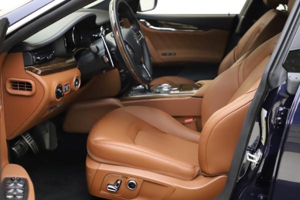 New 2021 Maserati Quattroporte S Q4 GranLusso for sale $123,549 at Pagani of Greenwich in Greenwich CT 06830 13