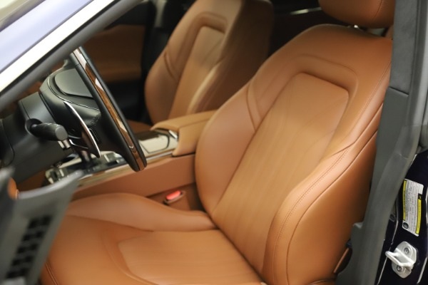 New 2021 Maserati Quattroporte S Q4 GranLusso for sale $123,549 at Pagani of Greenwich in Greenwich CT 06830 14