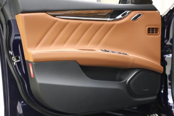 New 2021 Maserati Quattroporte S Q4 GranLusso for sale $123,549 at Pagani of Greenwich in Greenwich CT 06830 15