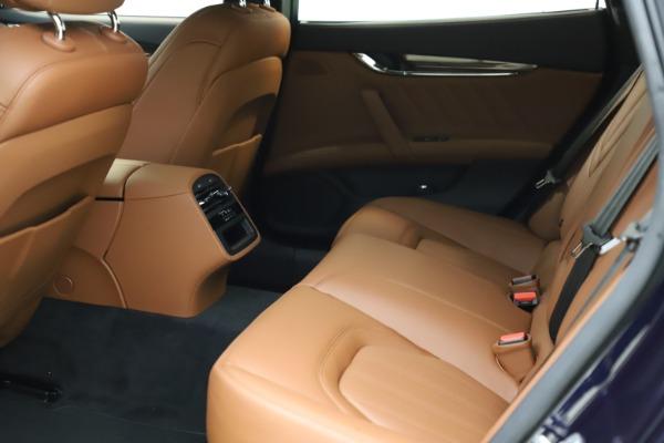 New 2021 Maserati Quattroporte S Q4 GranLusso for sale $123,549 at Pagani of Greenwich in Greenwich CT 06830 16