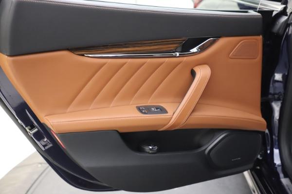 New 2021 Maserati Quattroporte S Q4 GranLusso for sale $123,549 at Pagani of Greenwich in Greenwich CT 06830 18