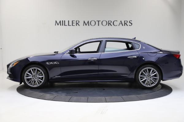 New 2021 Maserati Quattroporte S Q4 GranLusso for sale $123,549 at Pagani of Greenwich in Greenwich CT 06830 2