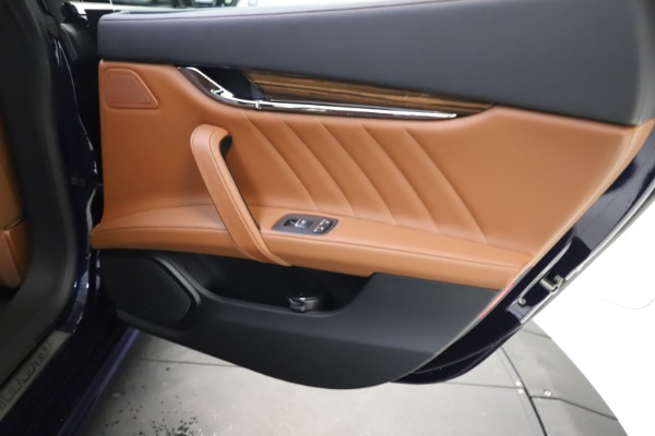 New 2021 Maserati Quattroporte S Q4 GranLusso for sale $123,549 at Pagani of Greenwich in Greenwich CT 06830 22