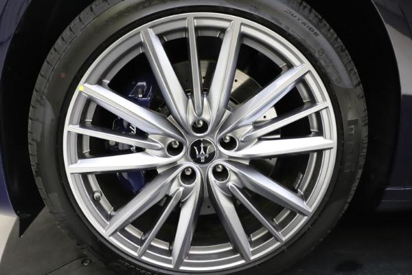 New 2021 Maserati Quattroporte S Q4 GranLusso for sale $123,549 at Pagani of Greenwich in Greenwich CT 06830 24