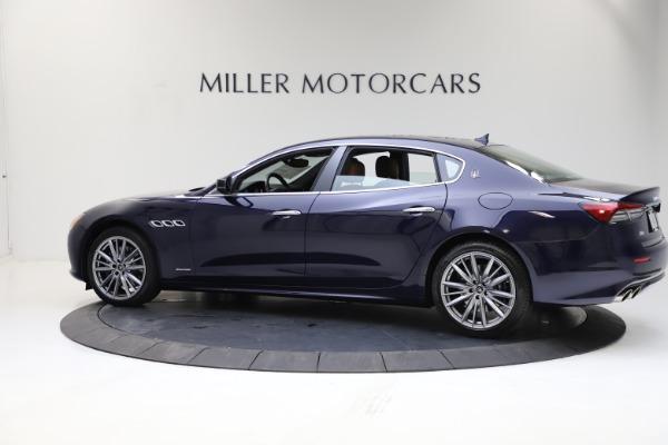 New 2021 Maserati Quattroporte S Q4 GranLusso for sale $123,549 at Pagani of Greenwich in Greenwich CT 06830 3