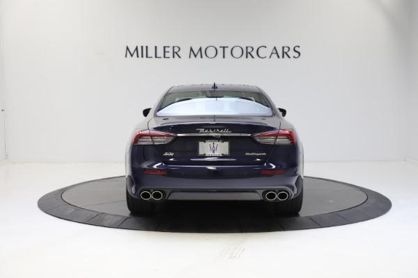 New 2021 Maserati Quattroporte S Q4 GranLusso for sale $123,549 at Pagani of Greenwich in Greenwich CT 06830 5