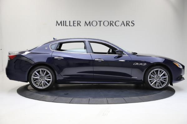New 2021 Maserati Quattroporte S Q4 GranLusso for sale $123,549 at Pagani of Greenwich in Greenwich CT 06830 8