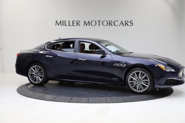 New 2021 Maserati Quattroporte S Q4 GranLusso for sale $123,549 at Pagani of Greenwich in Greenwich CT 06830 9