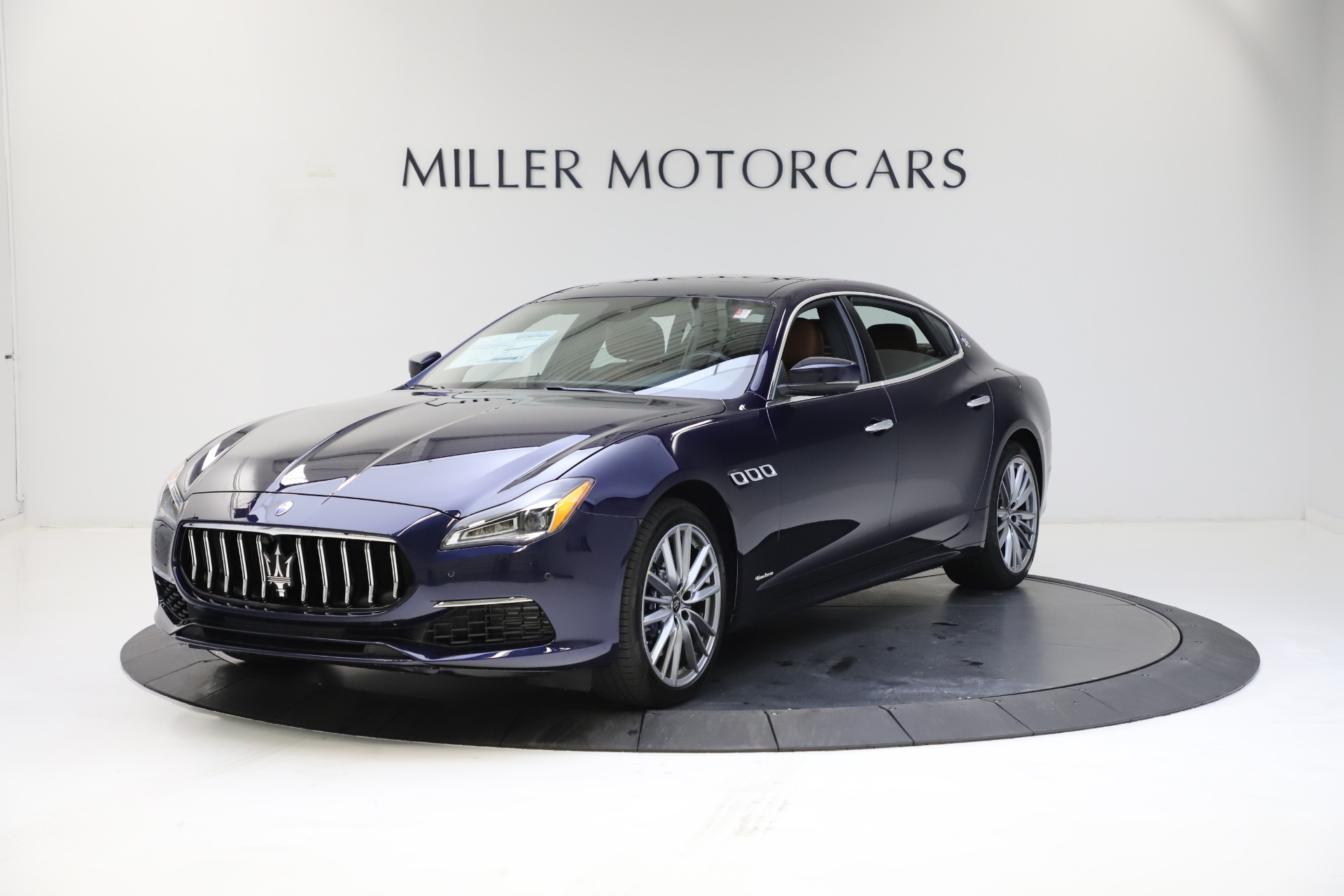 New 2021 Maserati Quattroporte S Q4 GranLusso for sale $123,549 at Pagani of Greenwich in Greenwich CT 06830 1