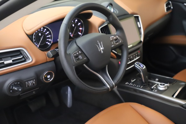 New 2021 Maserati Ghibli S Q4 for sale $85,754 at Pagani of Greenwich in Greenwich CT 06830 13