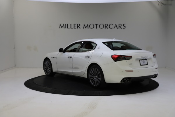 New 2021 Maserati Ghibli S Q4 for sale $85,754 at Pagani of Greenwich in Greenwich CT 06830 4