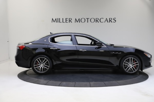 New 2021 Maserati Ghibli S Q4 for sale $86,654 at Pagani of Greenwich in Greenwich CT 06830 11