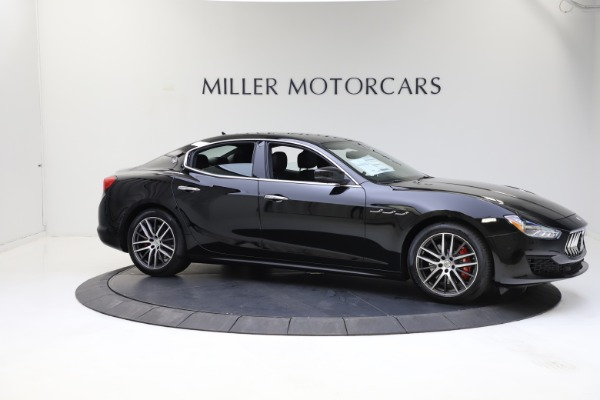 New 2021 Maserati Ghibli S Q4 for sale $86,654 at Pagani of Greenwich in Greenwich CT 06830 12