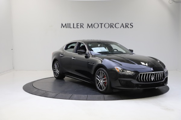 New 2021 Maserati Ghibli S Q4 for sale $86,654 at Pagani of Greenwich in Greenwich CT 06830 13