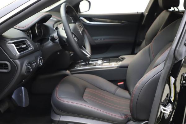 New 2021 Maserati Ghibli S Q4 for sale $86,654 at Pagani of Greenwich in Greenwich CT 06830 16