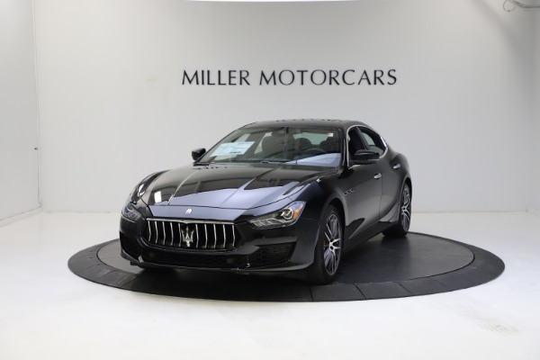 New 2021 Maserati Ghibli S Q4 for sale $86,654 at Pagani of Greenwich in Greenwich CT 06830 2