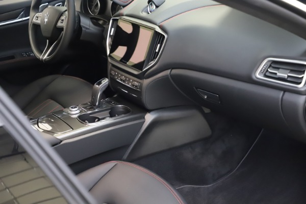 New 2021 Maserati Ghibli S Q4 for sale $86,654 at Pagani of Greenwich in Greenwich CT 06830 20