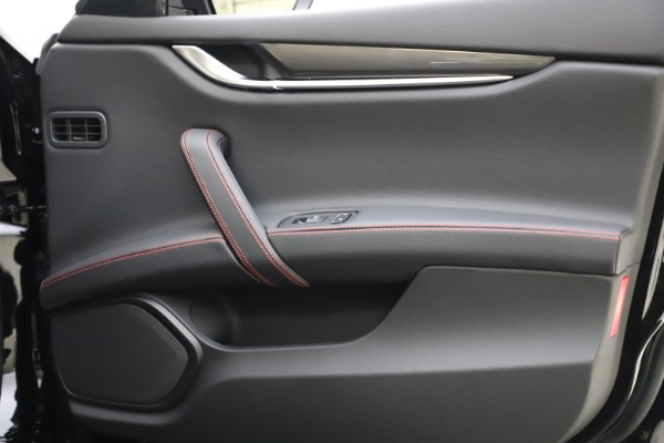 New 2021 Maserati Ghibli S Q4 for sale $86,654 at Pagani of Greenwich in Greenwich CT 06830 24