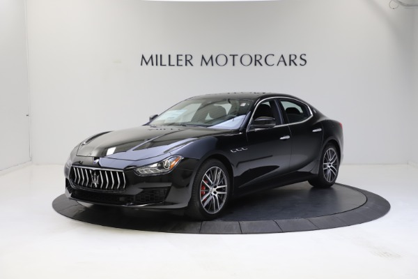 New 2021 Maserati Ghibli S Q4 for sale $86,654 at Pagani of Greenwich in Greenwich CT 06830 3