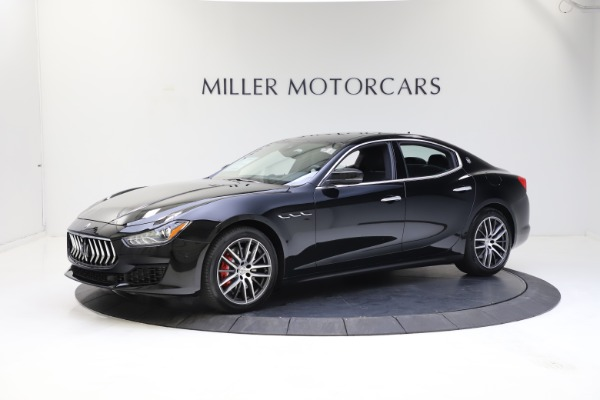 New 2021 Maserati Ghibli S Q4 for sale $86,654 at Pagani of Greenwich in Greenwich CT 06830 4